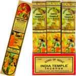 India Temple Incense Sticks