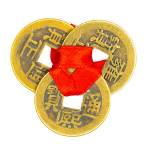 Fortune Chinese Good Luck Coins